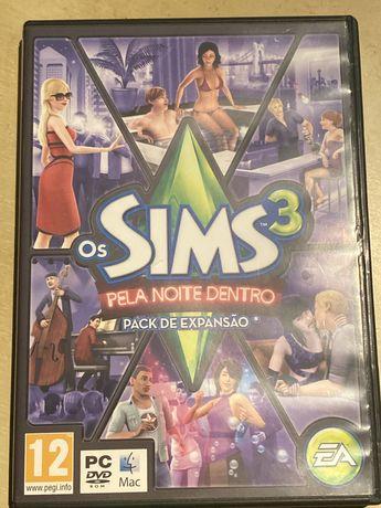 Sims 3 - Pela noite dentro