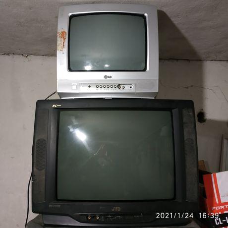 Продам два телевизора рабочие б/у
