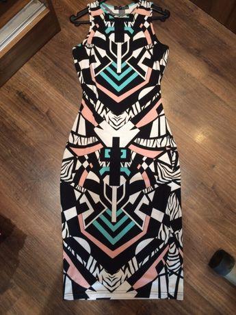 Śliczna sukienka midi Atmosphere r.38