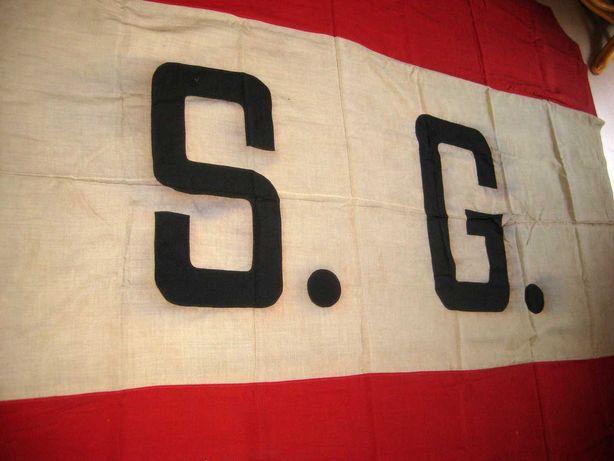 Grande Bandeira de Navio!