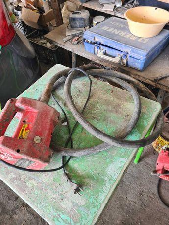 Vibradores e cerra circular