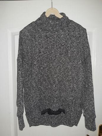 Sweter z golfem Topshop