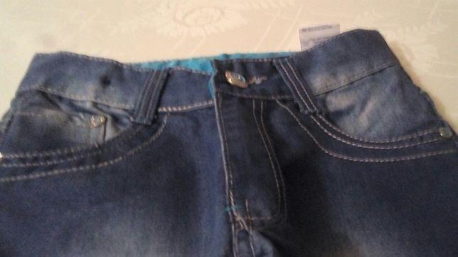 Spodnie jeansowe 122.
