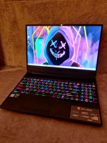 Игровой ноутбук MSI GL65