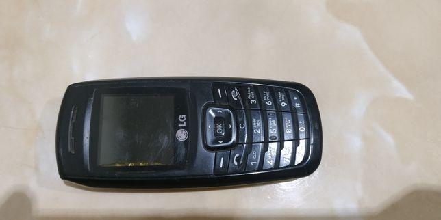 Телефон LG KG110 без аккумулятора 50р