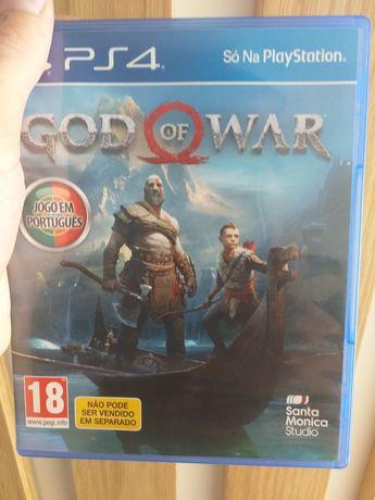 God of War seminovo