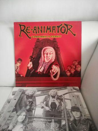 пластинка Re-Animator  – Condemned To Eternity(uk)