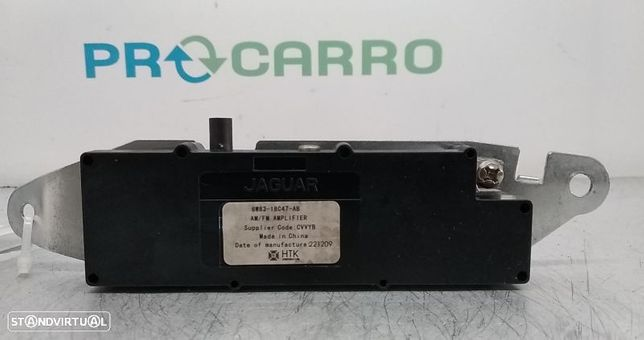 Amplificador Antena 2 Jaguar Xk Cabriolet (X150)