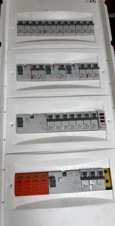 usługi elektryczne montaż instalacji elektrycznych