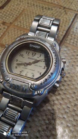 Часы sharp