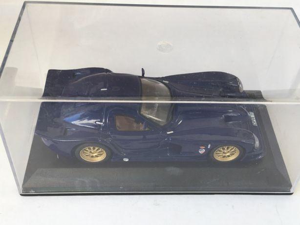 Miniatura Altaya, 1:43, Panoz Esperante GTR1