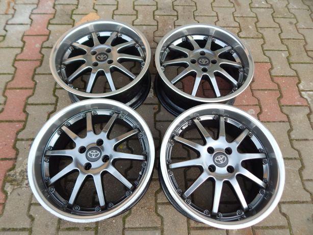 "Felgi 17"" 4x100 PLW, VW, Seat, Opel, Toyota"
