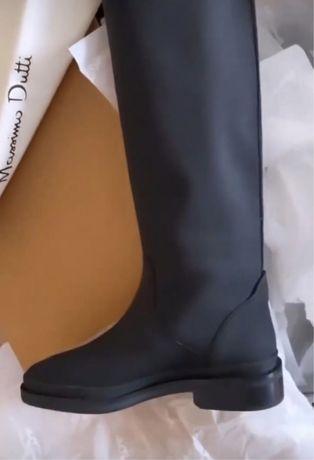 Сапоги Massimo Dutti 37 размер идеальное состояние