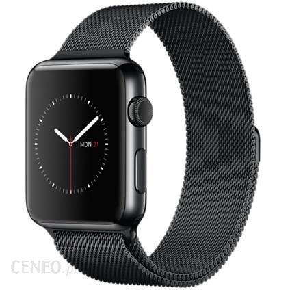 Apple Watch series 2 stal nierdzewna 42mm