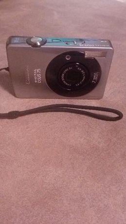 Фотоаппарат Canon Digital Ixus 75