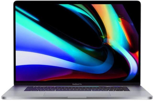 MacBook Pro 16 i7 2.6GHz 16GB 512GB SSD 5300M 4GB