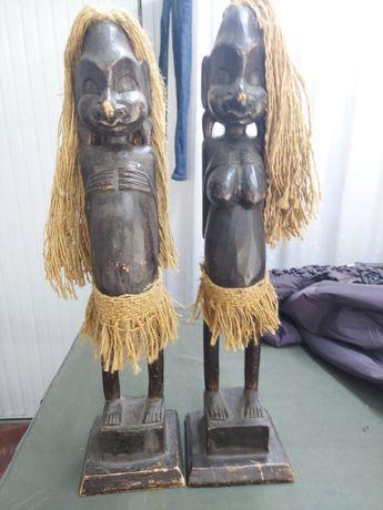 Статуэтки из Африки