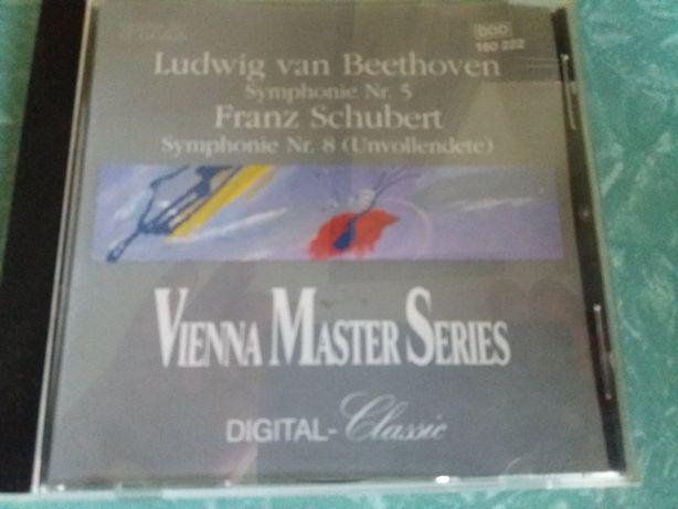 Ludvig van Beethoven-Symphonie nº 5, Franz Schubert-Symphonie nº 8