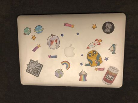 MacBook Pro 15 mid 2015 2.5GHz / AMD Radeon R9 M370X / 154 Cycle Count