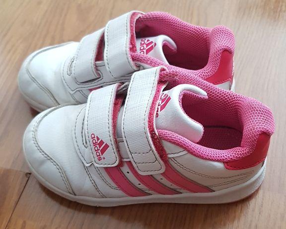Buty Adidas dziewczęce r.25,5