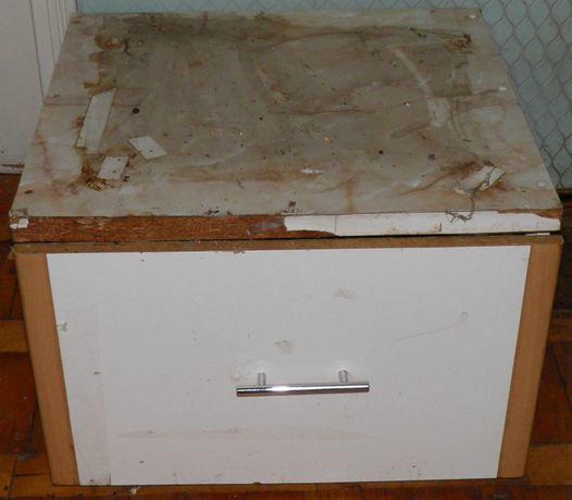 Ящик для ремонта стройматериалов Подставка под холодильник Тумба