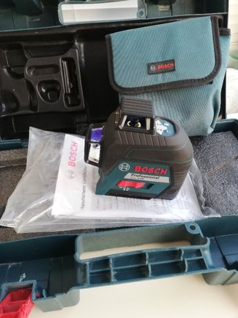 Bosch GLL 3-80 Бош уровень нивелир лазерный