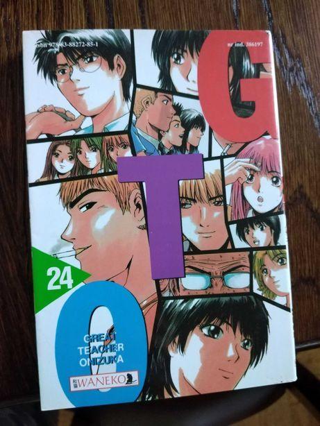 gto great teacher onizuka tom 24 manga