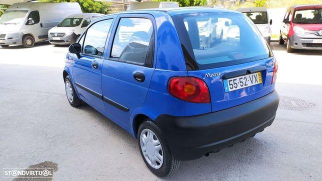 Daewoo Matiz SE