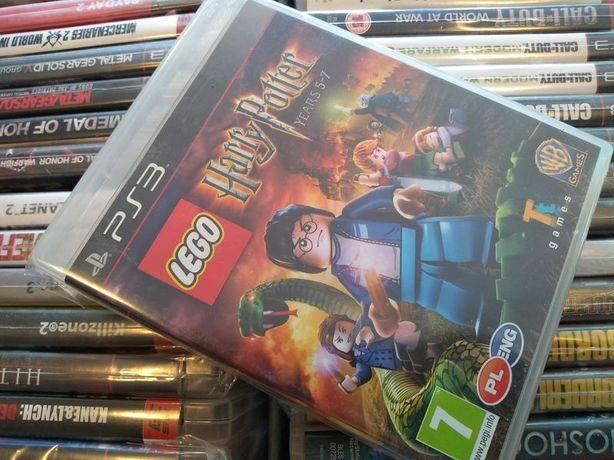 LEGO Harry Potter lata 5-7 pl PS3 możliwość zamiany SKLEP Ursus