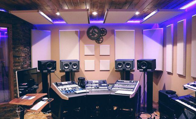 Mix i Mastering - wokale, muzyka, nagrania lektorskie.