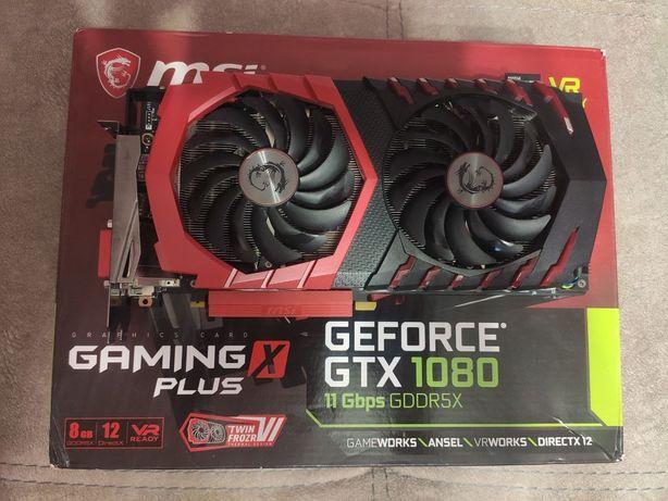 Geforce GTX 1080 Gaming Plus X 8 GB
