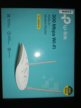 router TP-link 300Mbps Wi-Fi
