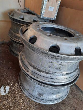 Jantes alumínio de camião