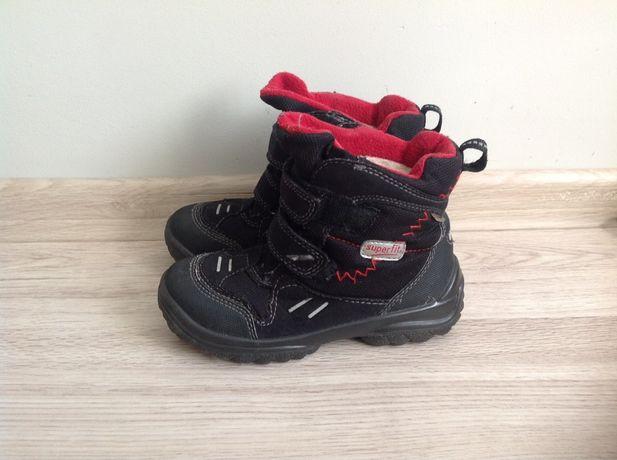 Ботинки Superfit чоботи зимові зимние 29