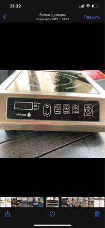 Индуктивная  плита «Tehma» 3,5 Kв 1 -комфорочная