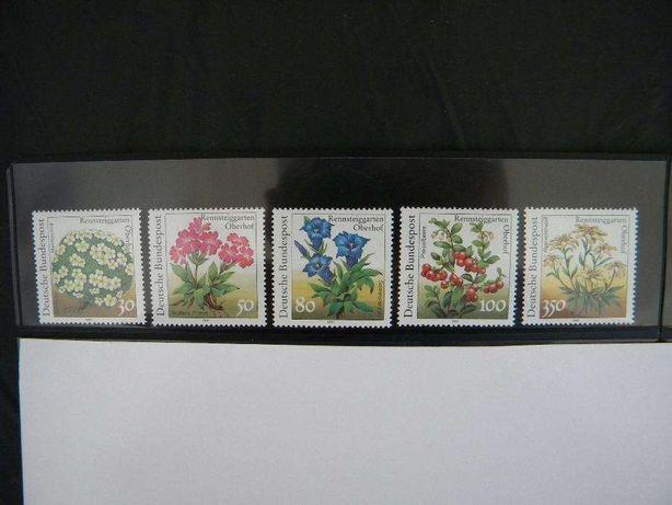 znaczki niemcy