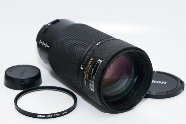Obiektyw Nikon AF 80-200mm 1:2,8 ED