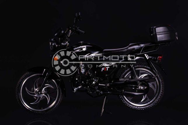 Мопед MUSSTANG Alfa FIT MT125-8 Официально купить в АРТМОТО мотоцикл
