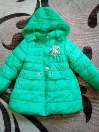 Деми курточка 5-8 лет