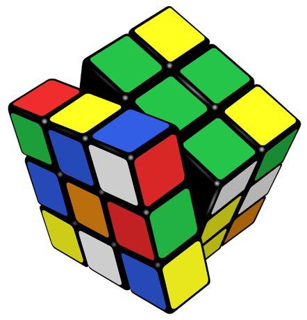 Cubo Mágico Novo