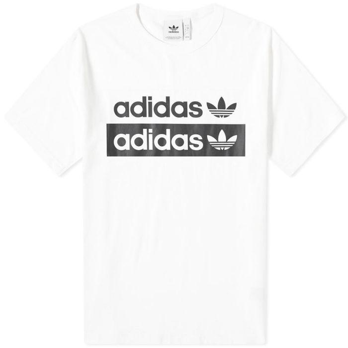 Мужская футболка adidas R.Y.V. LOGO Хмельницкий - изображение 1