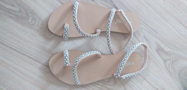 Sandały     r 39