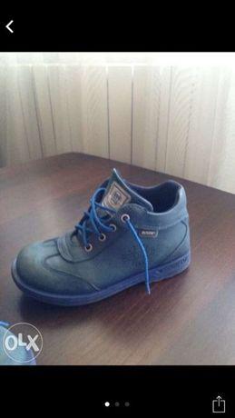 демисезонные ботиночки Minimen на мальчика