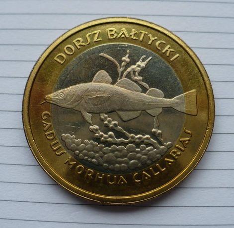 7 fenów 50 monet dorsz bałtycki Puck, worek menniczy