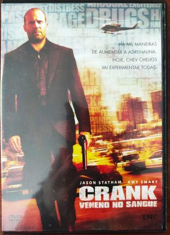 Veneno no Sangue - Crank - 2006 - DVD