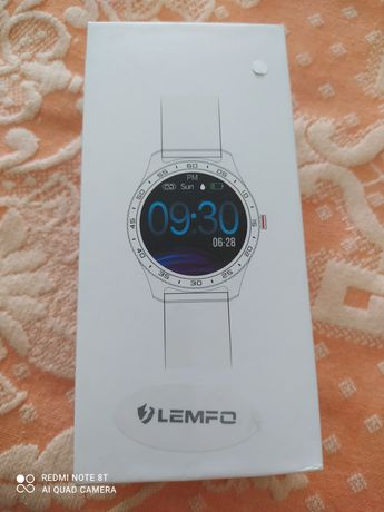 Smartwatch Lemfo.