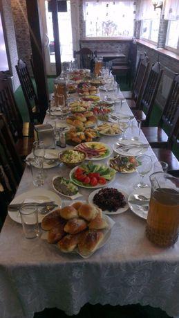 Поминальный обед на Печерске (д.Мебели) от 150грн.(єконом)