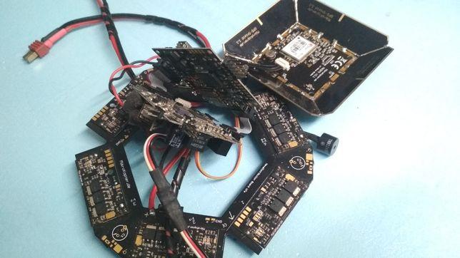 Mikrokopter controlo voo+ GPS + 6 variadores