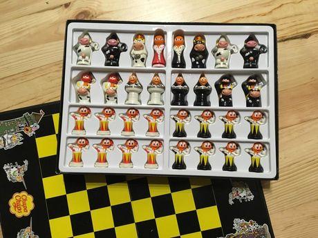 Unikatowe szachy Chupa Chups