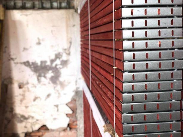 Podest drewniany typ plettac 2.5m nowy rusztowania szalunki